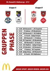mcd hallencup turnierplan u13