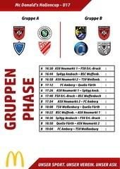 mcd hallencup turnierplan u17