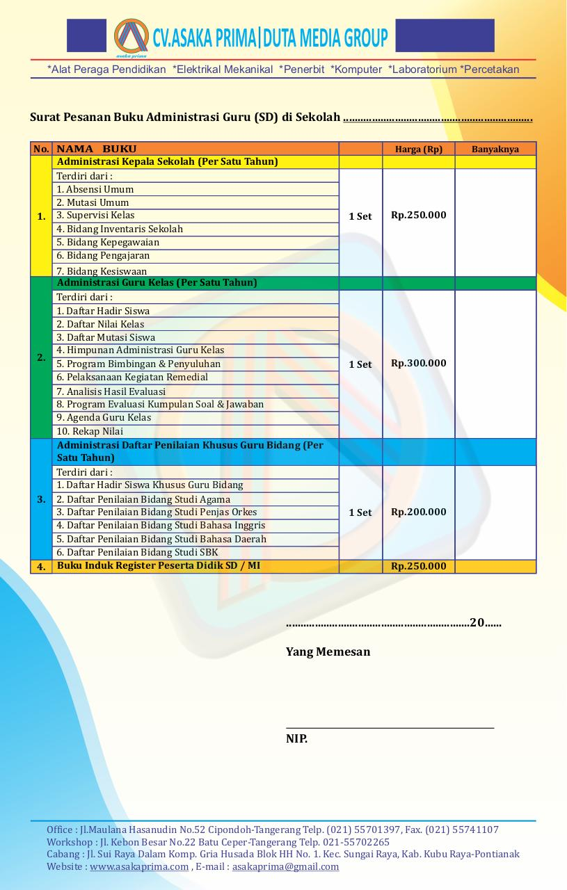 Document preview BUKU ADMINISTRASI PAUD TK KURIKULUM 2013.pdf - page 2/2
