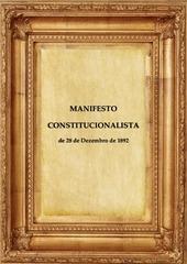 manifesto constitucionalista final