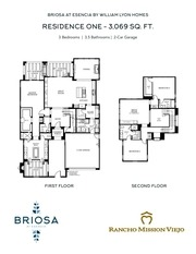 briosa floorplan brochure