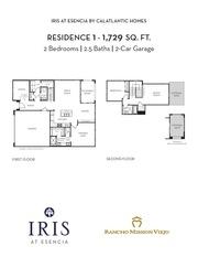 iris floorplan bruchure