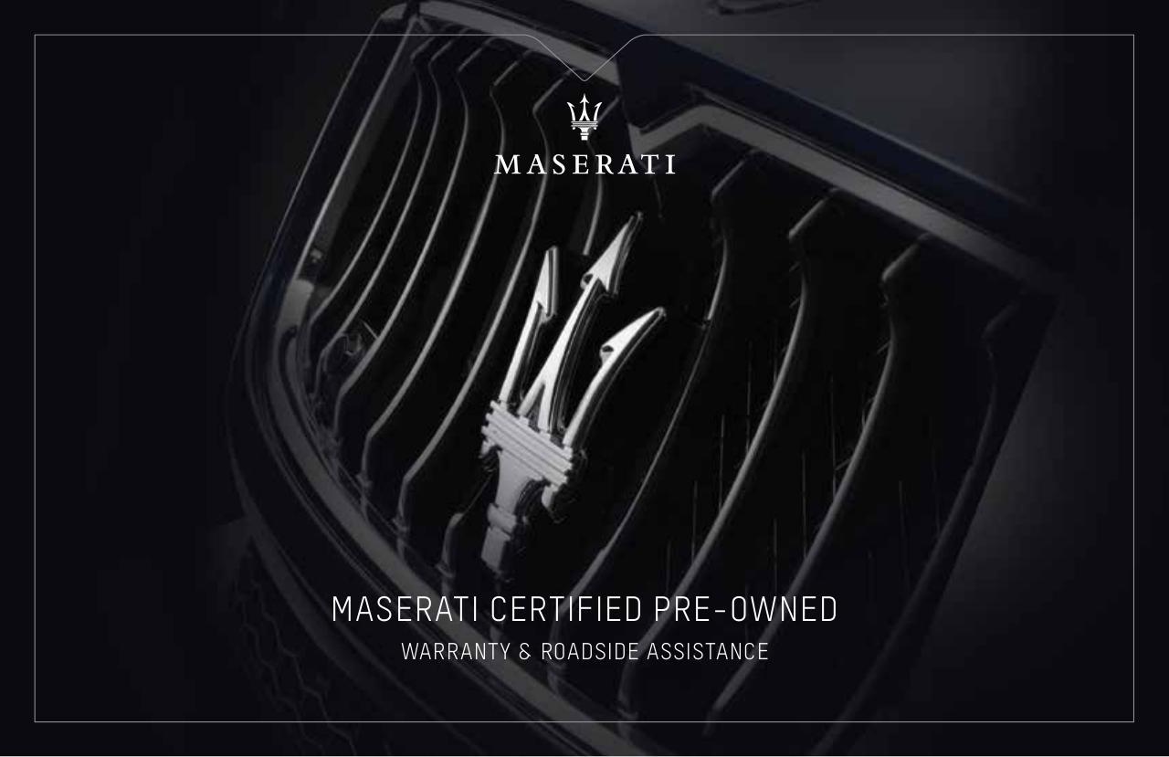 Maserati Cpo Booklet Updates 3 Pdf Archive Fuse Box 3pdf Page 1 7