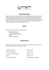 PDF Document business plan