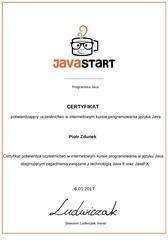 java podstawy certyfikat 901 1