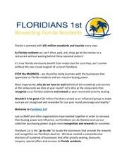 PDF Document floridians 1st intro