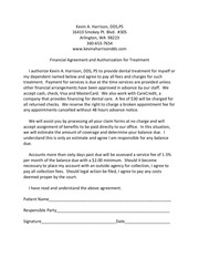 PDF Document financial agreement form fillable