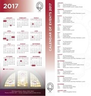 the albury club calendar of events 2017