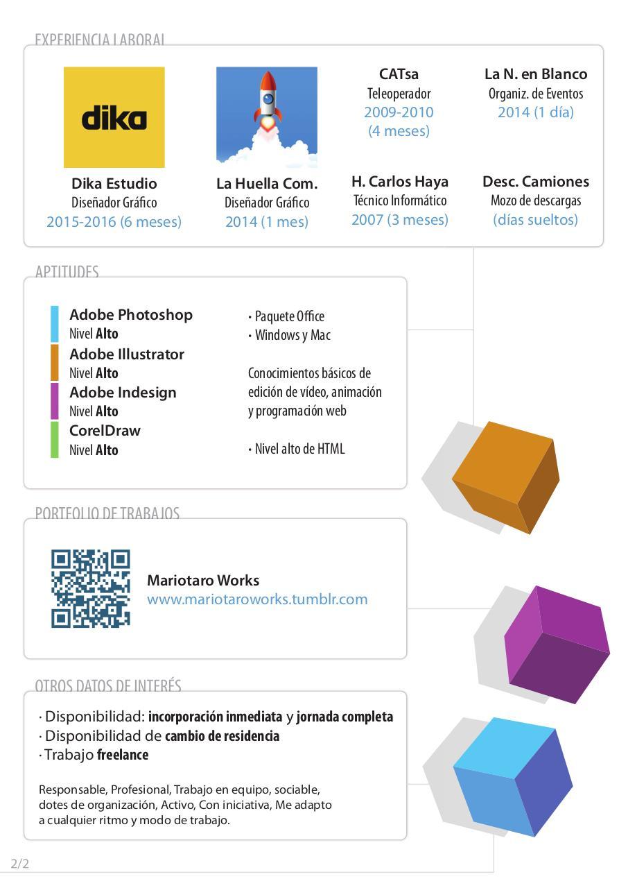 curriculum 2016 - mario gonz u00e1lez guerrero - cv pdf