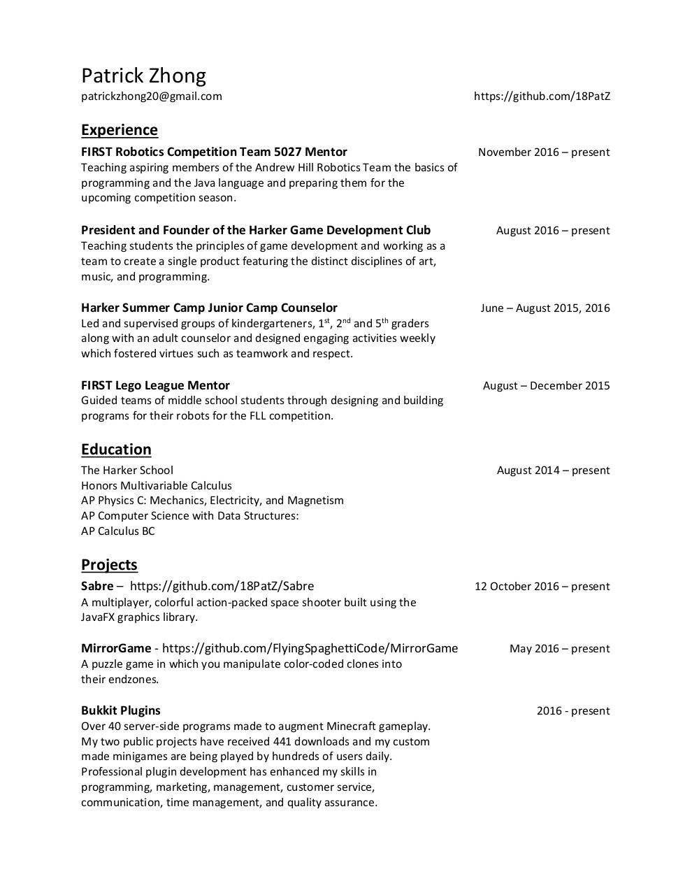 100 resume prasanna pai updated pdf resume parsing