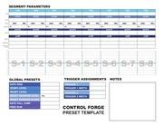PDF Document cf preset template blank