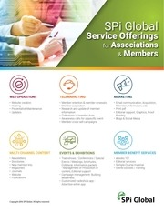 spi global service offerings for associations and members