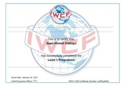 PDF Document level 1 programme iwcf level 1 programme