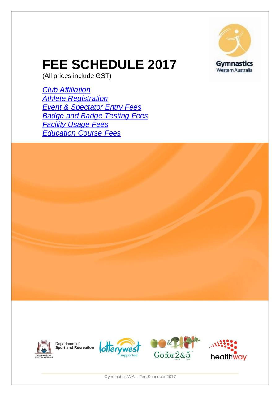 2017 Fee Schedule_For Publication_Final.pdf - page 1/11