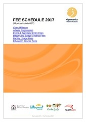 2017 fee schedule for publication final
