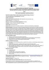 PDF Document call techteam phdstudent call2physics