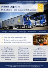 maxim logistics introduction