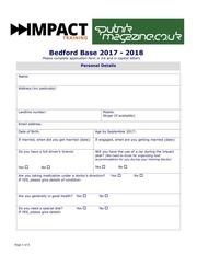 spuntik impact application form 2017 18