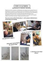 crafty vanbrugh updates