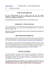 die mutter aller schweizer verfassungsbrueche am 06 10 1989
