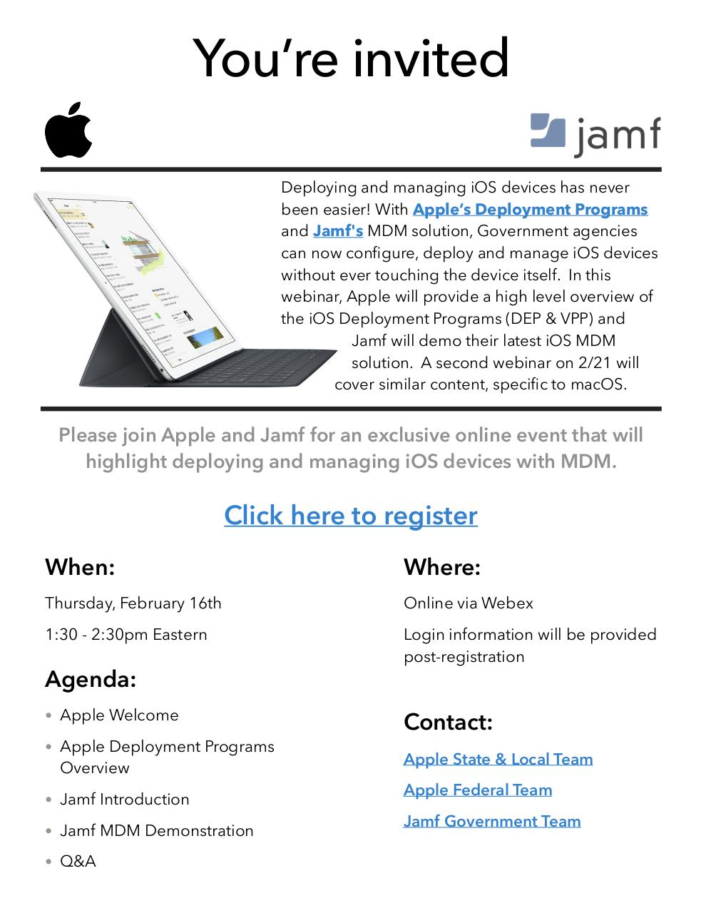 Document preview JAMF iOS Deployment Invite PDF-2.pdf - page 1/1