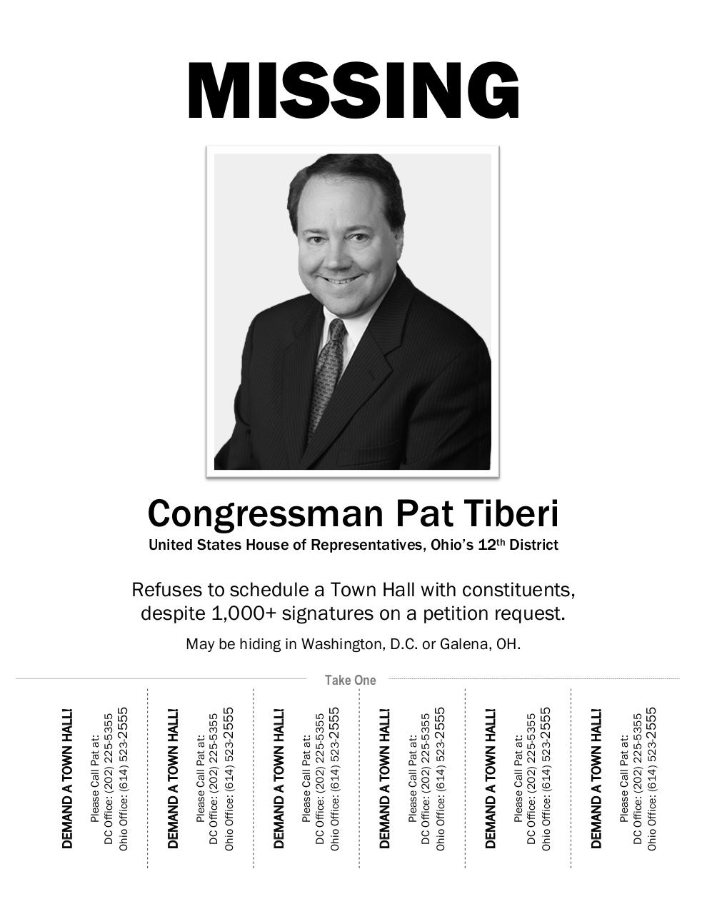 Document preview Tiberi Missing.pdf - page 1/1