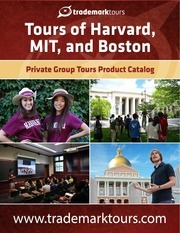 trademark tours private group tour catalog