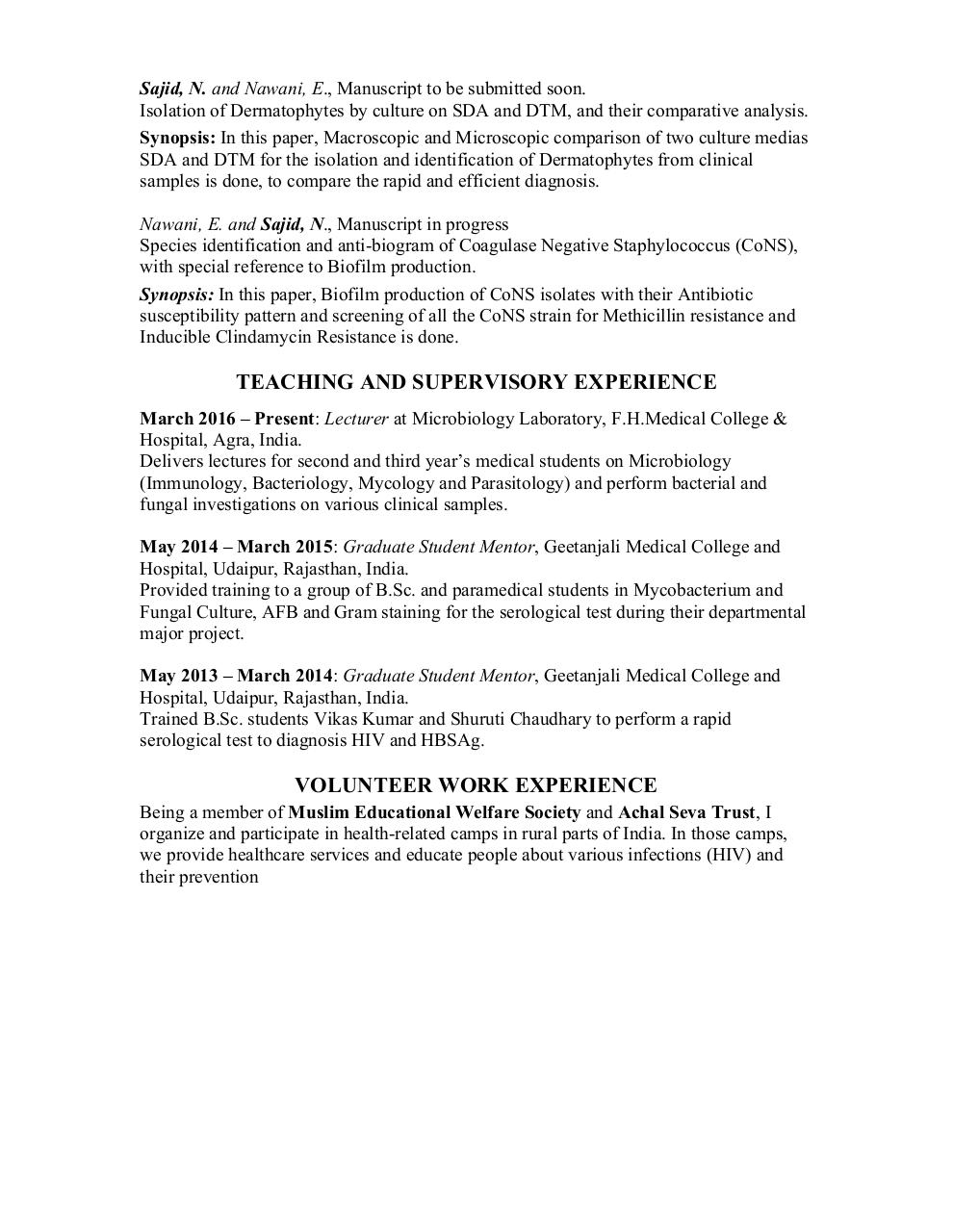 Document preview Nikki_CV_formated.pdf - page 2/2