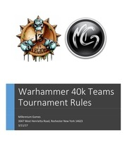teams tournament packet