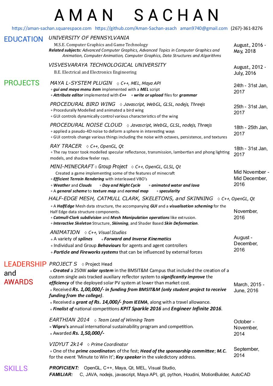 Document preview CG_Resume_AmanSachan.pdf - page 1/1