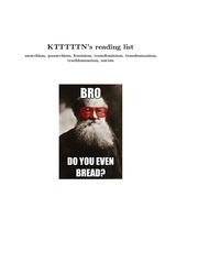 ktttn reading list 1