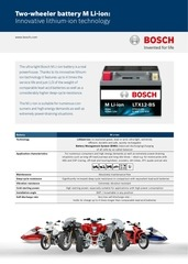 lithium brochure