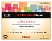 ecc certificate