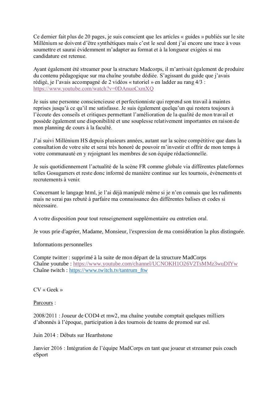 Document preview Candidature.pdf - page 2/3