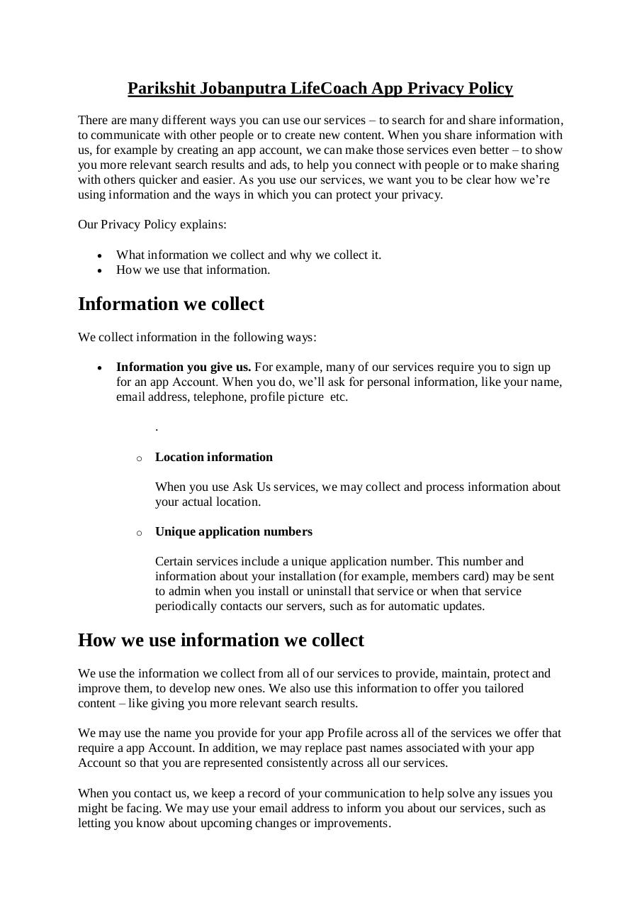 Privacy Policy.pdf - page 1/3