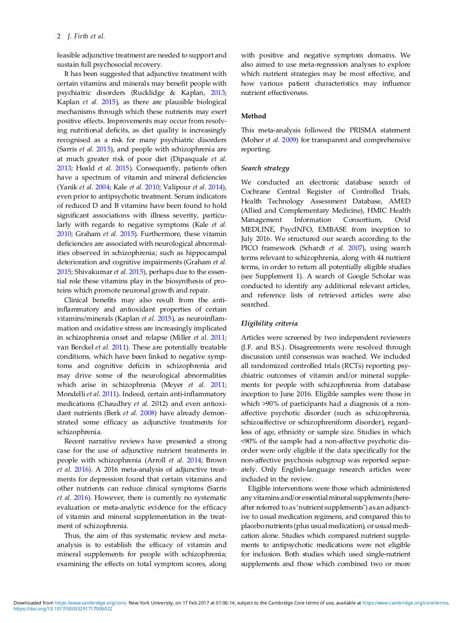 B vitamins and schizophrenia.pdf - page 2/13