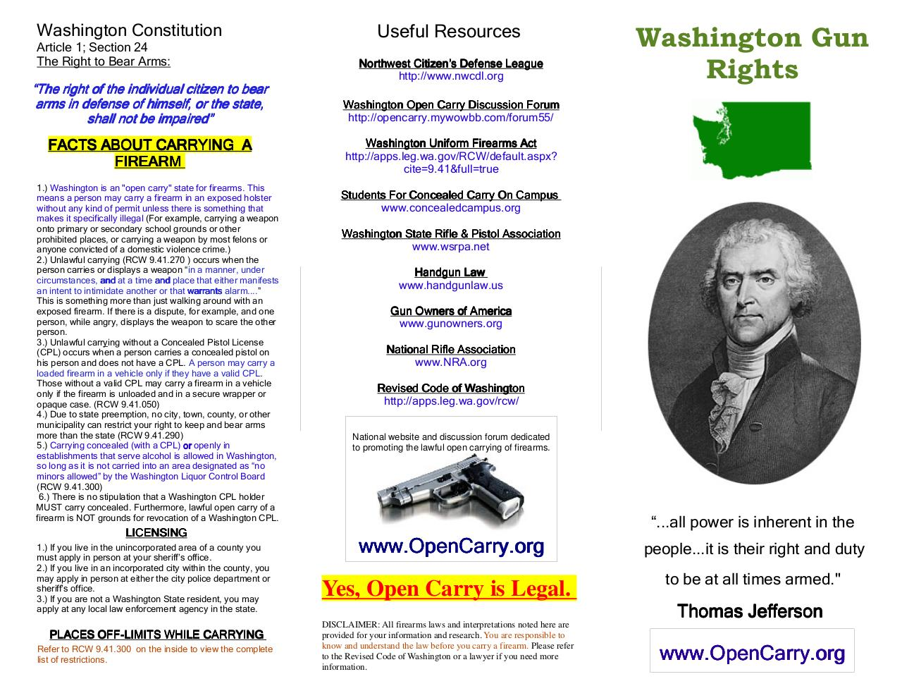 Washington Gun Rights (Color Highlighting).pdf - page 1/2