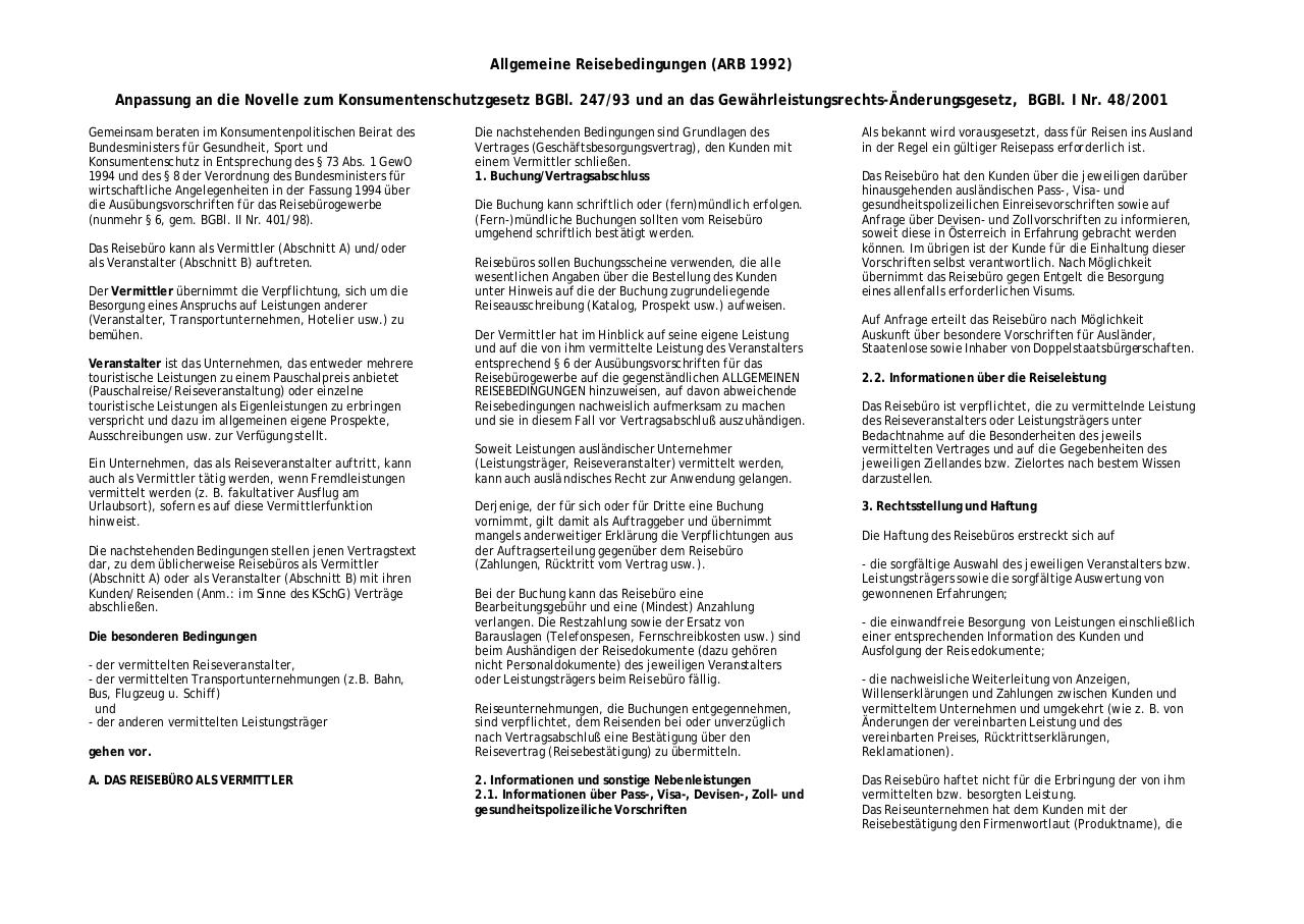 Document preview Allgemeine Reisebedingungen_140604.pdf - page 1/4