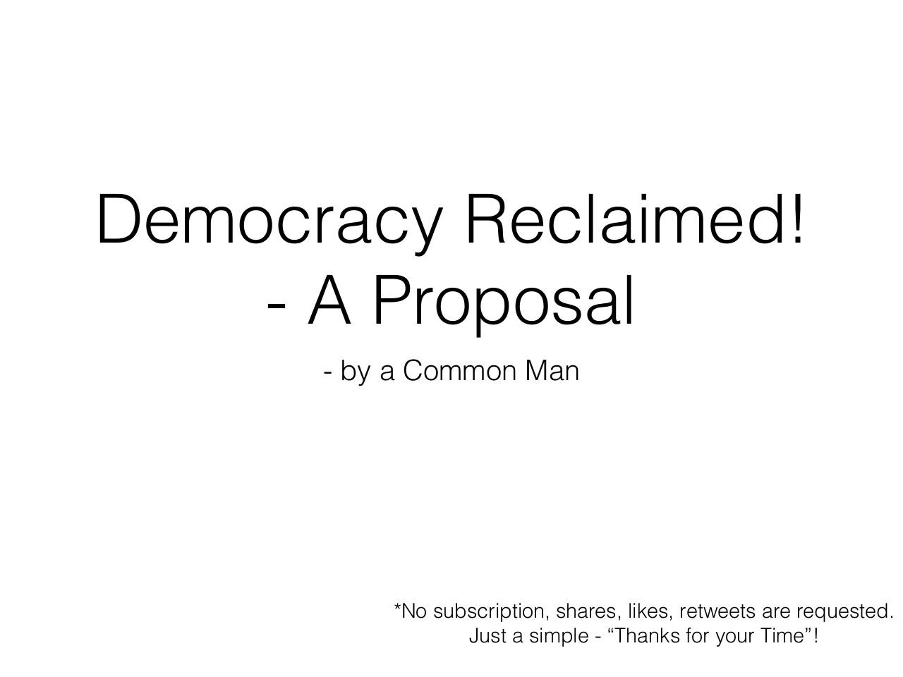 Democracy reclaimed.pdf - page 1/9