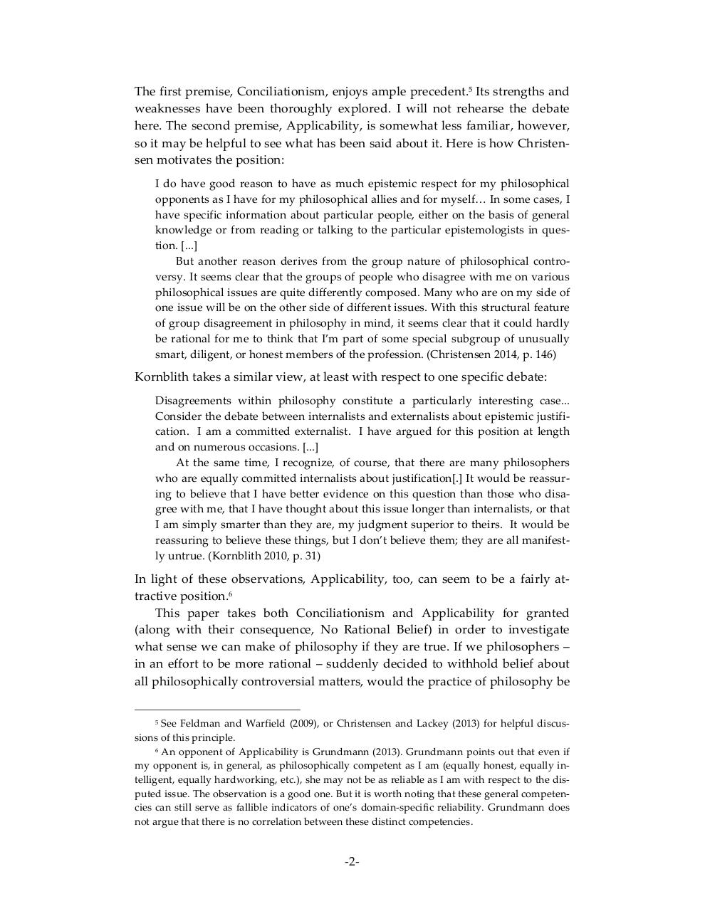 PhilosophyWithoutBelief.pdf - page 2/25
