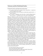 PDF Document toleranceandthedistributedsorites