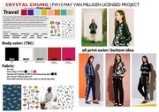 licensed project crystal chung