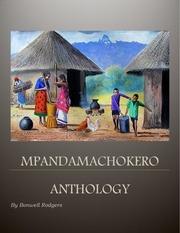 mpandamachokero anthology by bonwell rodgers