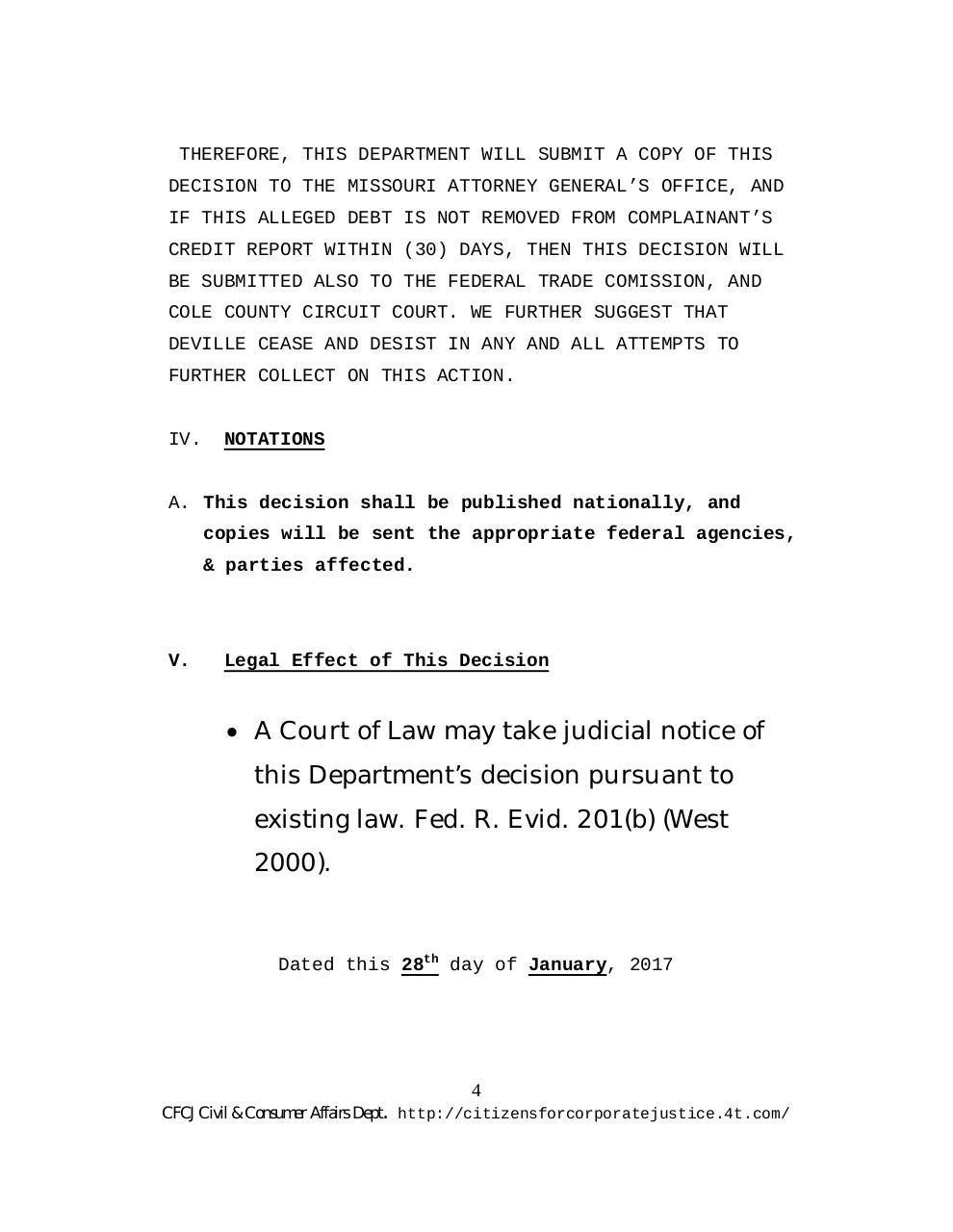 JUDGMENT_AGAINST_DEVILLE.pdf - page 4/5