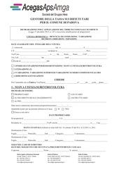 dichiarazione tari padova utenza domestica 1474970816
