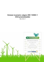 PDF Document co2 prestatieladder 3a1 emissie inventaris co2 footprint1