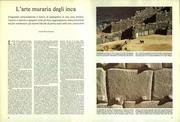 l arte muraria degli inca