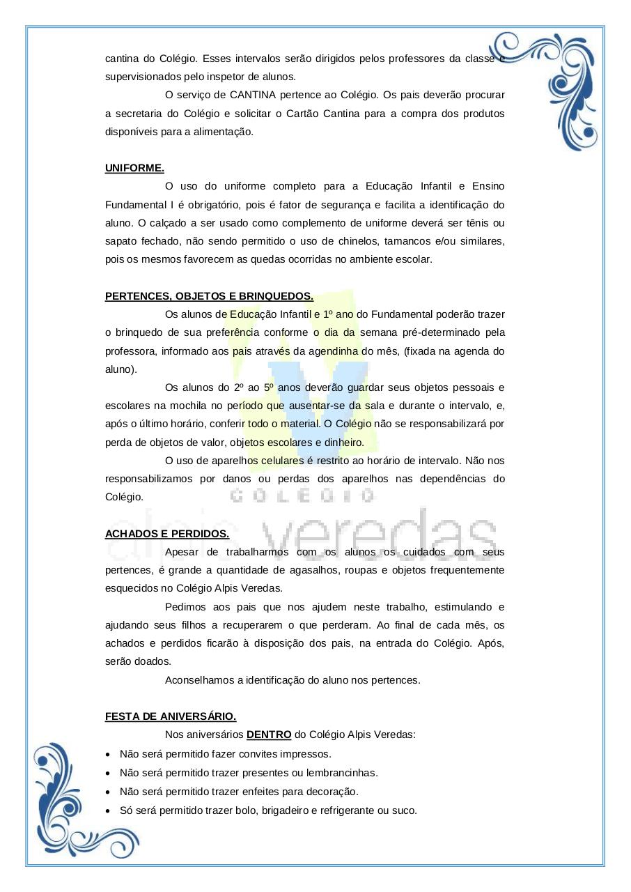 Colegio Alpis Veredas - Manual 2017 - Fundamental.pdf - page 4/13