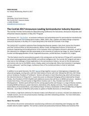 PDF Document the confab 2017 pr keynotesannounced 030717
