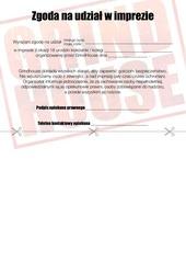 PDF Document zgoda od rodzica grindhouse